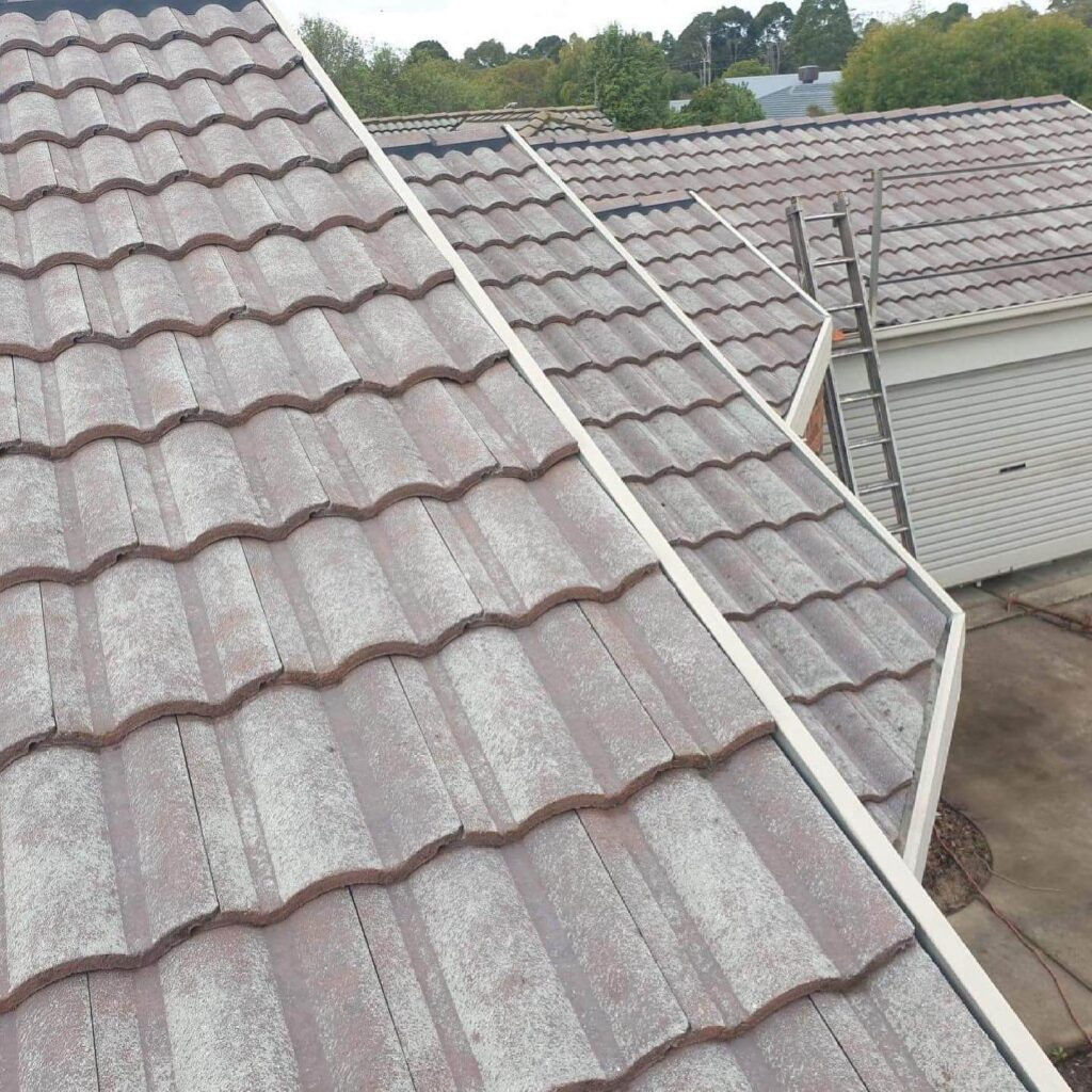 Colorbond and tile repair by Brennan roofing