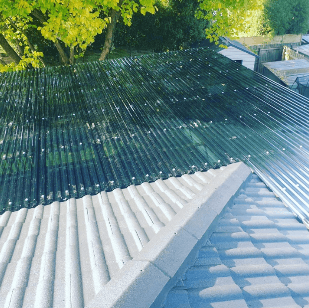 Laser light sheeting in Narre Warren by Brennan Roofing