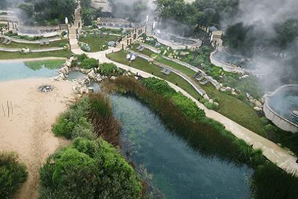 Hot springs of Mornington Peninsula