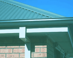 colorbond fascia and guttering