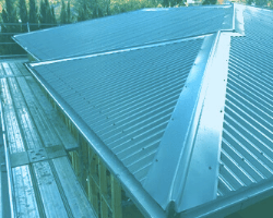 colorbond roofing, metal roofing